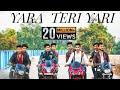 Tere Jaisa Yaar Kahan Rahul Jain Yaara Teri Yaari Yaarana Kishore Kumar Cover mp3