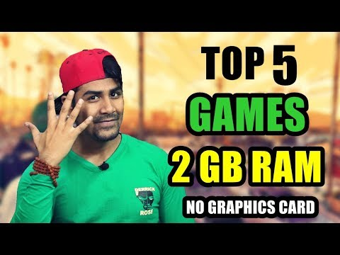 Best Games You Can Play Without Graphics Card | 2 GB RAM | My All Time Favorite