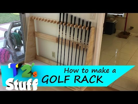 Golf Rack // How To