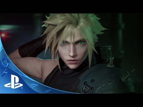 PlayStation Experience 2015: Final Fantasy VII Remake - PSX 2015 Trailer | PS4