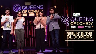 The Royal Bloopers | Queens Of Comedy