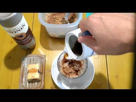 Home made.Coffee Granita. ver2. 커피 그라니타 만들기! ver.2