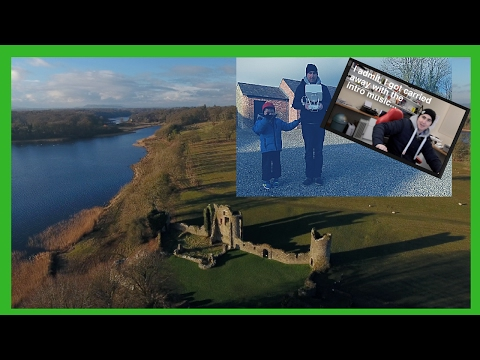 Using Polarising filters with drones to increase the quality of the raw footage