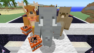 Minecraft Xbox - Bombs Away [487]
