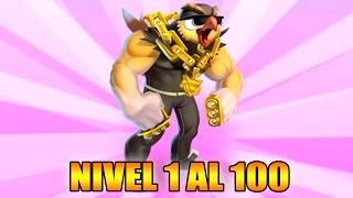 Monster Legends - Vano$$ - Level 1 to 100 & Combat - Review