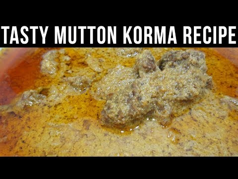 Mutton Korma Recipe in Hindi | Shaadi Wala Tasty Mutton Korma