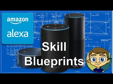 Amazon Alexa Skill Blueprints Q & A Tutorial - Customizing Alexa