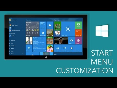 Best Ways to Customize Windows 10 Start Menu
