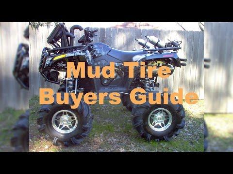 ATV Mud Tire Buyers Guide