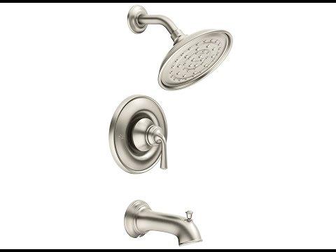 Moen Shower Faucet Install
