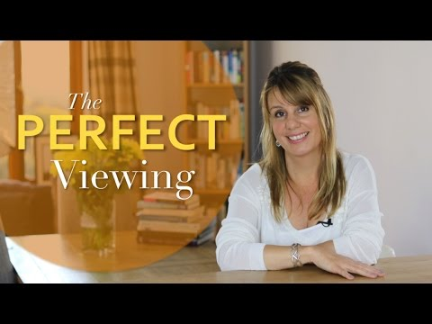 How To Conduct The Perfect Viewing - (Marketing for Estate Agents)