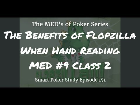 The Benefits of Flopzilla When Hand Reading | Poker Podcast #151