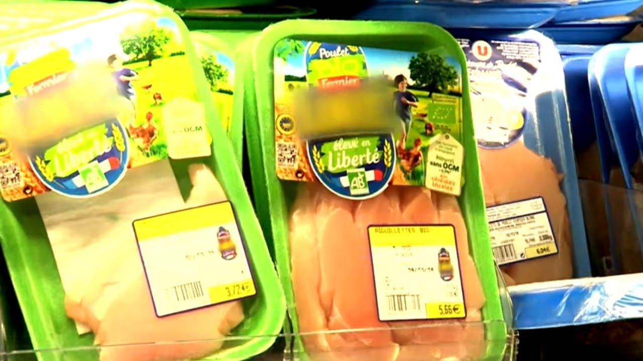 Bio de supermarché, peut-on avoir confiance ?