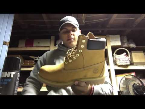Timberland Boot Review And Mint Shoe Protector Review
