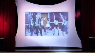 Violetta: Francesca y los chicos cantan ¨Juntos Somos Más¨ (Ep 50 Temp 2)