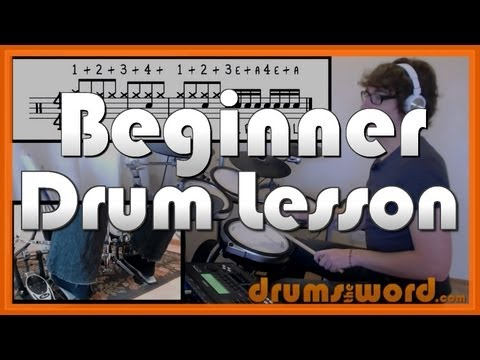 ★ Beginner Drum Fills ★ (Learn How To Play Easy & Fun Drum Fills) - Free Video Drum Lesson
