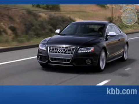 2009 Audi A5 & S5 Review - Kelley Blue Book