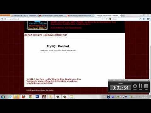 XanaX-Bilişim | FTP Script Kurmak