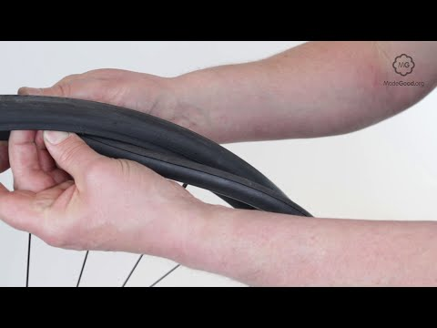 Fix A Puncture - Install A Bike Inner Tube