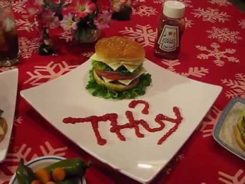 Hamburger Thuy Vu