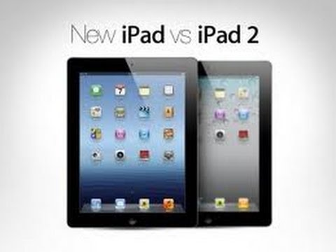 How to tell the iPad 3 from the iPad 2