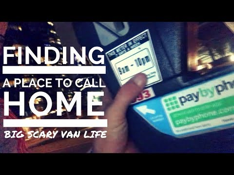 FINDING A PLACE TO CALL HOME | Van Life Canada