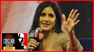 Katrina Kaif On Bharat, Zero, Marriage/Relationships, Industry & More | #ConclaveMumbai19