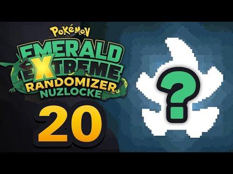 THE WEIRDEST EVOLUTION EVER! - Pokémon Emerald EXTREME Randomizer Nuzlocke w/ Supra! Episode #20