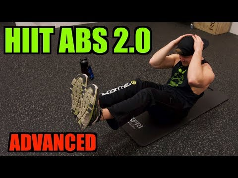 HIIT Abs Circuit for ADVANCED | Series 2.0 | Core Training!