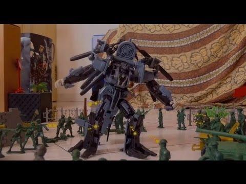 Episode 5 Blackout Attacks! | TRANSFORMERS STOP MOTION
