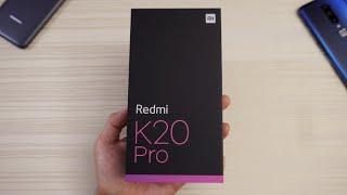 Xiaomi Redmi K20 Pro UNBOXING!