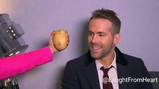 Ryan Reynolds Savage & Funny Moments Part 2