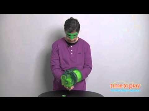 Green Lantern Role-Play!