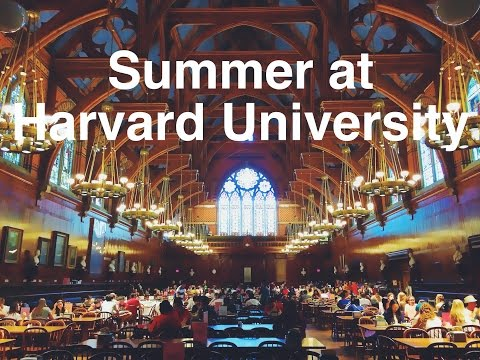 ONE DAY AT THE HARVARD UNIVERSITY