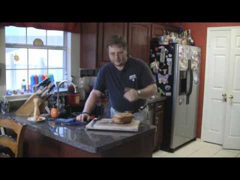 Making Basic Beer Bread - Part 2