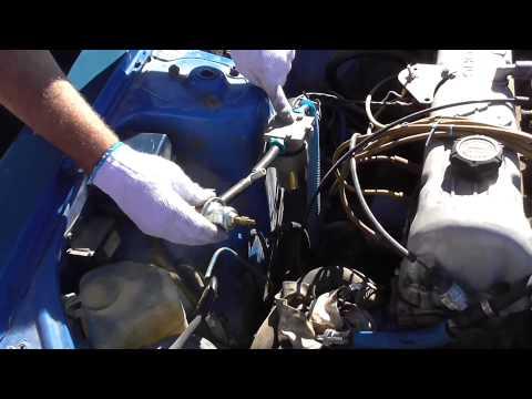 Fuel Pressure Regulator Installation