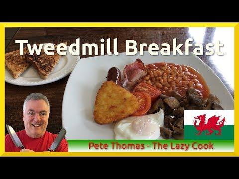 North Wales - St Asaph - Tweed Mill Breakfast