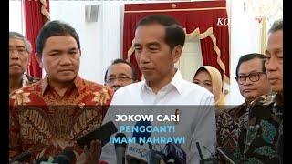 Jokowi Cari Pengganti Imam Nahrawi sebagai Menpora