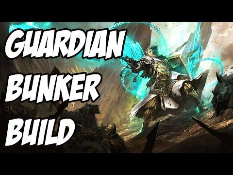 GW2 Bunker Guardian sPVP Build | November 2016