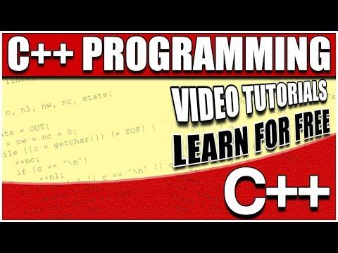 C++ Tutorial - Global Variables