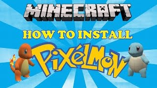 Minecraft How To Install Pixelmon 11021918