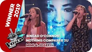Sinéad O'Connor - Nothing Compares 2U (Mimi & Josefin)   WINNER   The Voice Kids 2019   SAT.1