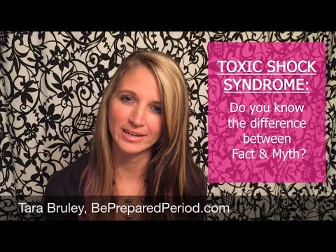 Period Tips: Know the Facts & Symptoms of Toxic Shock Syndrome #TribeVibes