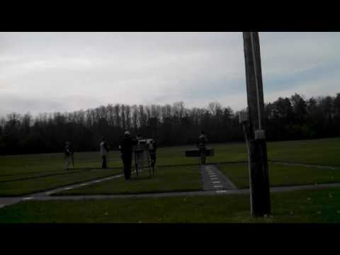 High school Skeet Shooting Fenton Michigan