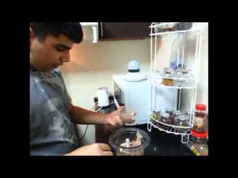 how to make KFC style chocolate krusher