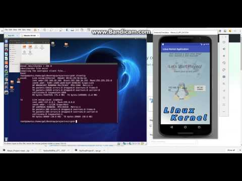 Android Linux Kernel Project