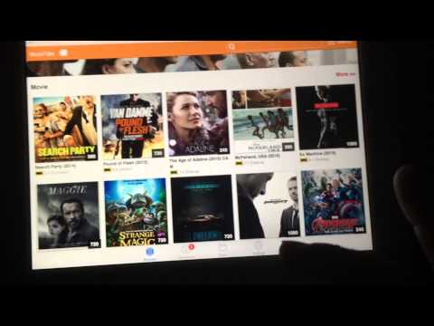 Free movie download for IPad iPhone none jailbroken 2015