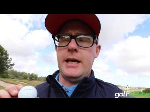 The New Titleist Pro V1 on course ball review by Mark Crossfield
