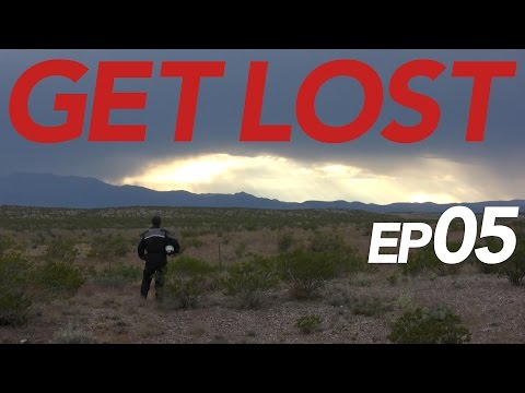 FIVE MINUTES LATER | GET LOST Ep5. | A Solo Motorcycle Adventure to the Darien Gap