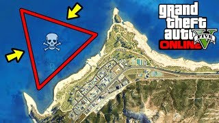 DO NOT GO TO THIS LOCATION IN GTA 5 ONLINE!